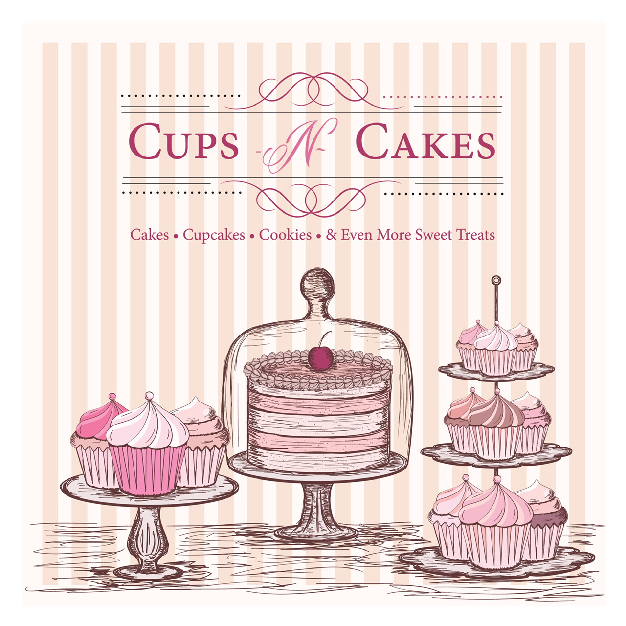 Cups-N-Cakes Bakery