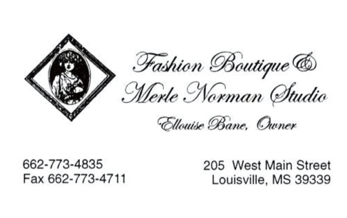 The Fashion Boutique